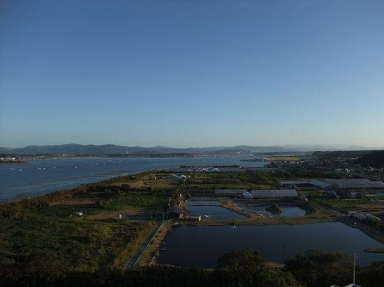 Hamanako Royal Hotel: 12Fからの眺望です