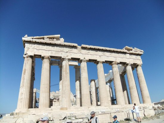 Athens City Tours