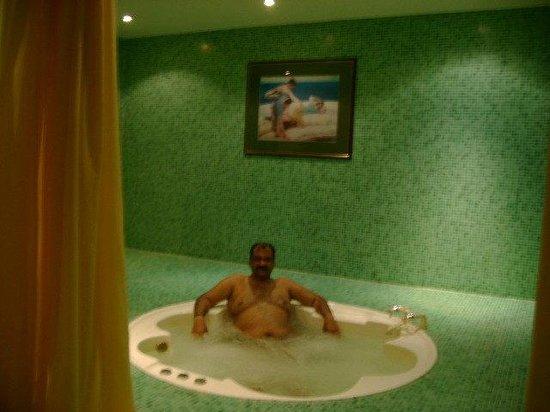 The Zuri White Sands Goa Resort & Casino: spa