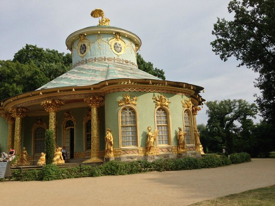picture of sanssouci palace potsdam tripadvisor. Black Bedroom Furniture Sets. Home Design Ideas