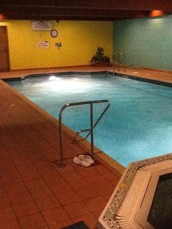 Mercure Inverness Hotel: indoor pool