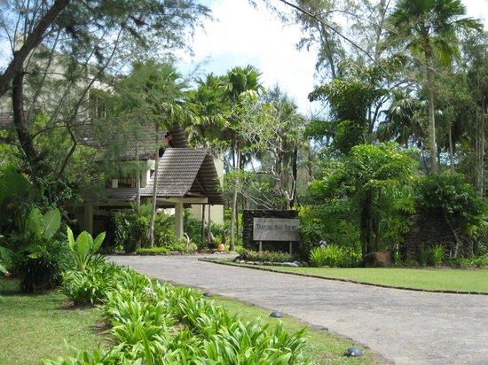 Tanjung Rhu Resort: entrance