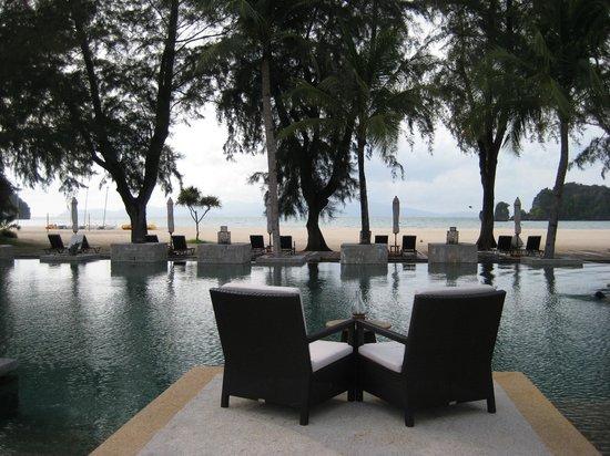 Tanjung Rhu Resort: pool