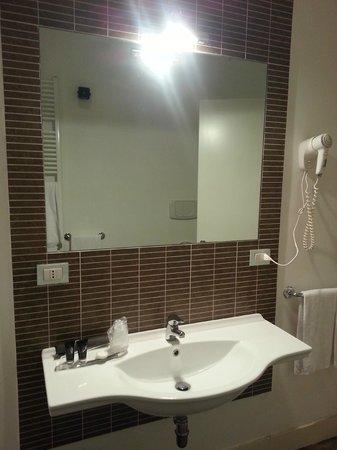 Hotel Motel Castelletto: Bagno