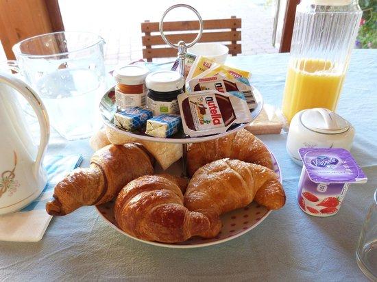 Bramasole: colazione