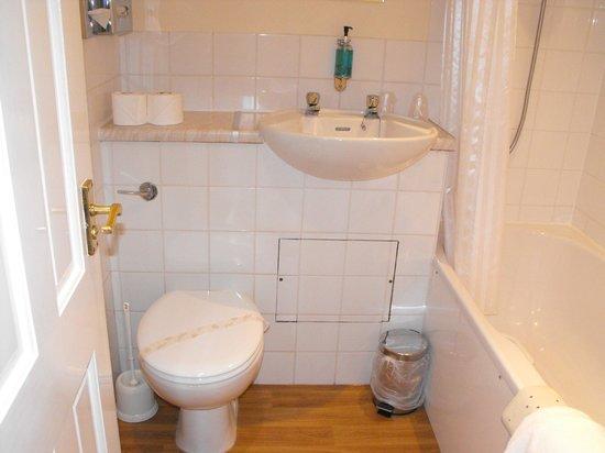 Lampeter Hotel: bathroom so clean