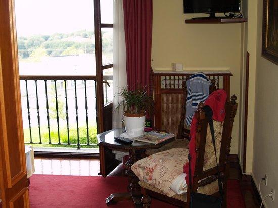 La Arquera Hotel: our room
