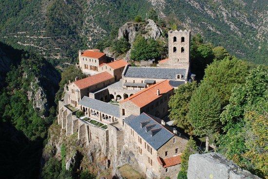 Abbaye Saint Martin du Canigou: Abbaye Saint-Martin du Canigou.