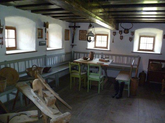 Museumsdorf Bayerischer Wald: Stube