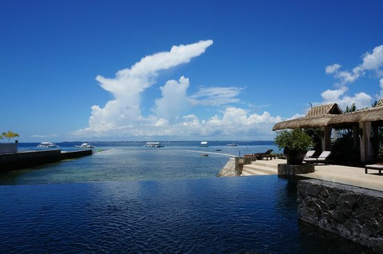 Abaca Boutique Resort: Infinity Pool