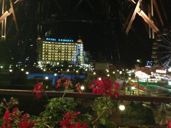 Hotel Admiral: Вид отеля