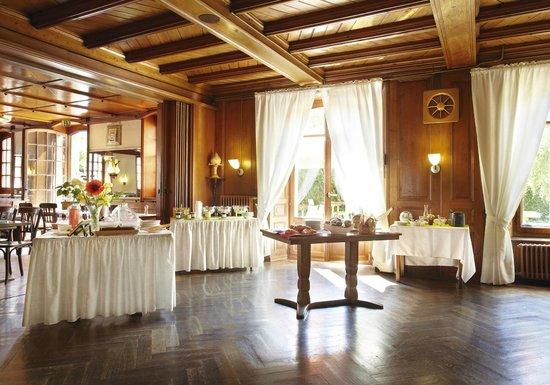 Restaurant de l'Aigle: Notre buffet pour le petit-déjeuner