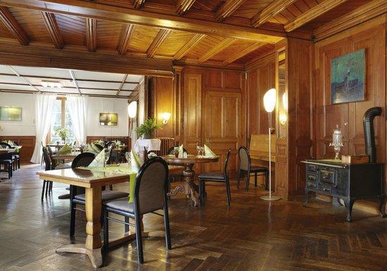 l'Hotel de l'Aigle: Le restaurant de l'Aigle