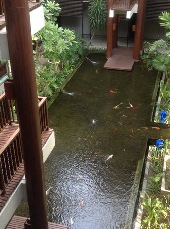 Mercure Kuta Bali: lovely lobby