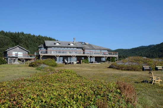 SeaQuest Inn Bed & Breakfast : SeaQuest Inn - Beachfront Side