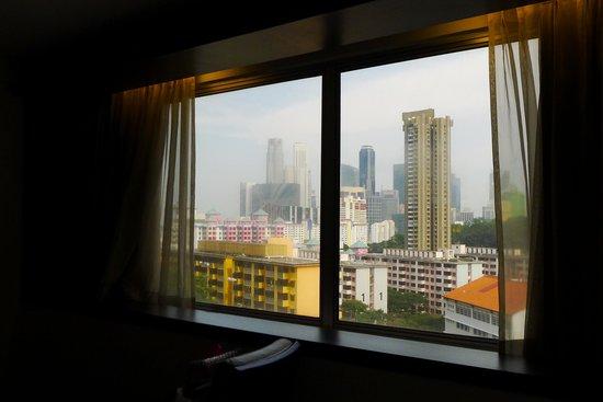 Furama RiverFront : city view