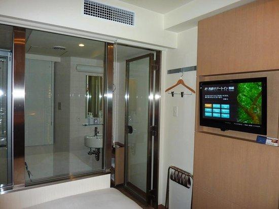Nishitetsu Resort Inn Naha: バスルーム