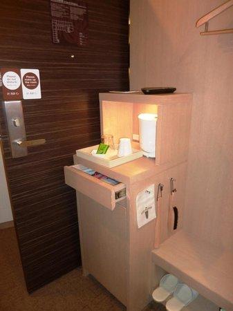 Nishitetsu Resort Inn Naha: 室内設備