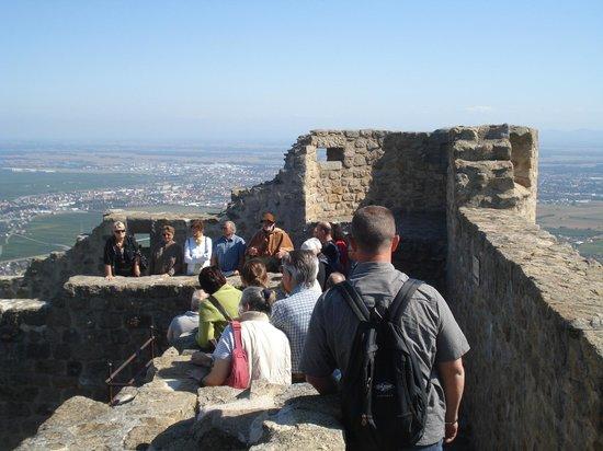 Château du Hohlandsbourg : Visite guidée au château