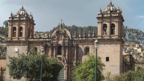Hostal Cusi Wasi: Cusco:plaza de armas