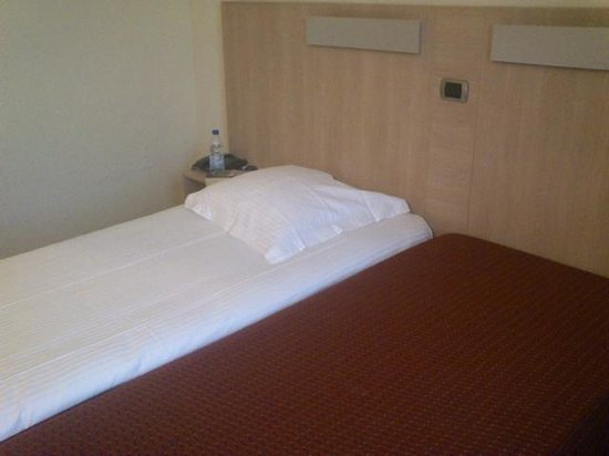 Astrid Centre Hotel Brussels: Single room at 5th floor