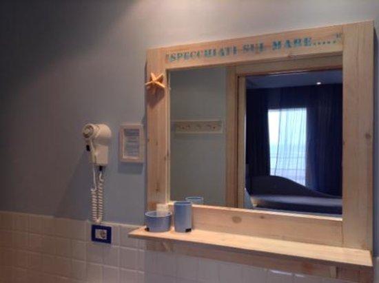 Hotel LaMorosa: bagno