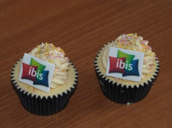 Ibis Chesterfield North: Nice touch