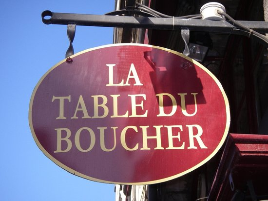 La table du boucher foto van la table du boucher rijsel - La table du boucher villeneuve d ascq ...