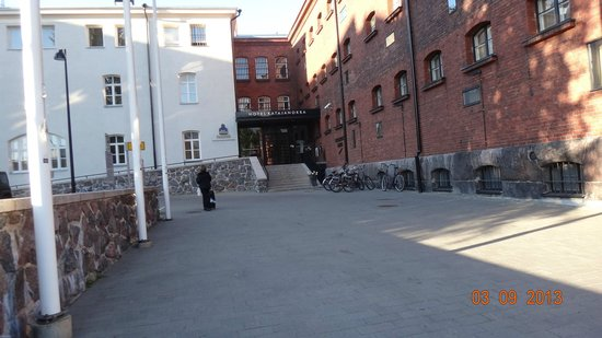 Hotel Katajanokka : It was a realy prison!