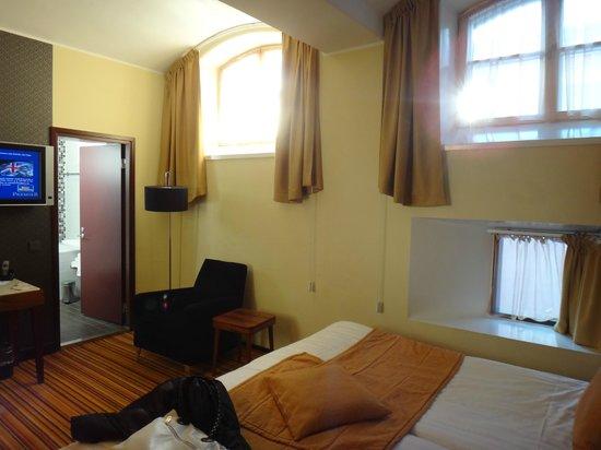 Hotel Katajanokka : Spacious room