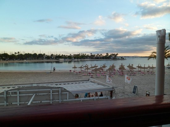 Restaurante Gran China : View When we got there