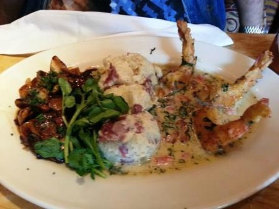 The Cheesecake Factory: Cheesecake factory freehold Shrimp