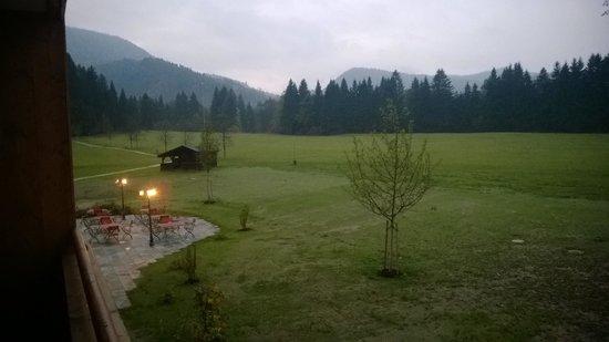 Hotel Gut Steinbach: view hotel room balcony