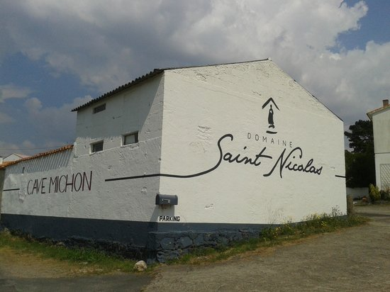 Domaine Saint Nicolas