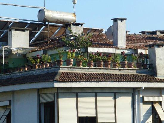 Halici Hotel: ingezoomd