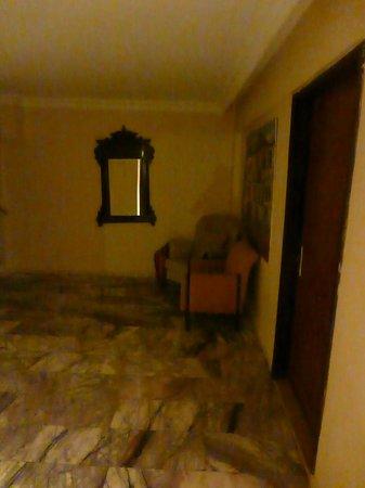 Halici Hotel: hal