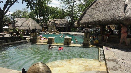Novotel Bali Benoa: CLEAN POOLS