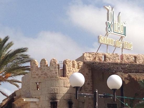 Ristorante Haroun : am Hafen von Houmt Souk