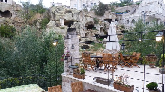 Oyku Evi Cave Hotel: Daylight photo