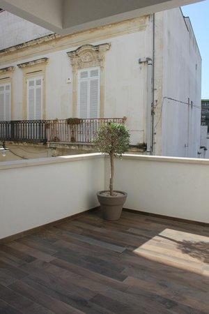 Santo Stefano Luxury Rooms: terrazza