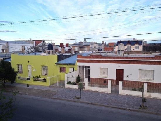 La Casa de Tounens: vistas desde la habitación