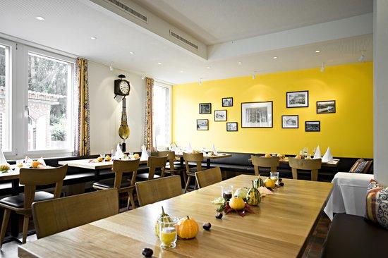 Hotel Restaurant Stalden: Restaurant