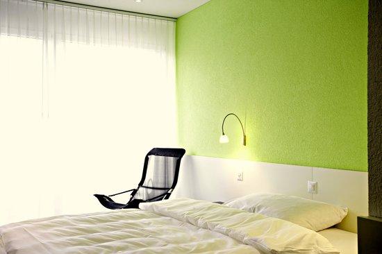 Hotel Restaurant Stalden: Doppelzimmer als EZ