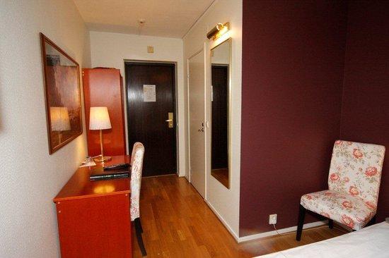 Hotell Gavle-Sweden Hotels: Singleroom