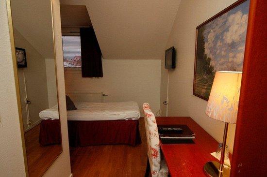 Hotell Gavle-Sweden Hotels : Singleroom