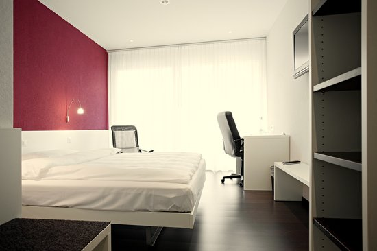 Hotel Restaurant Stalden: Einzelzimmer