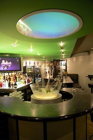 Hotel Restaurant Stalden: Hotelbar