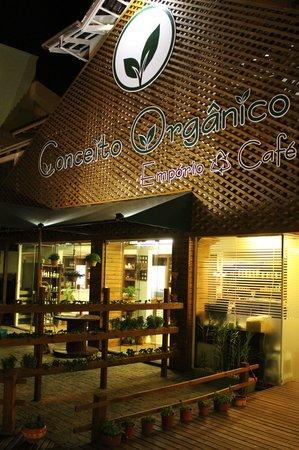 Conceito Organico Emporio Cafe