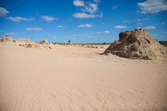 Mungo National Park: Walls of China