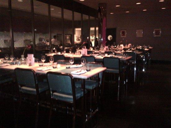 BEST WESTERN PLUS Grand Winston Hotel : Restaurant